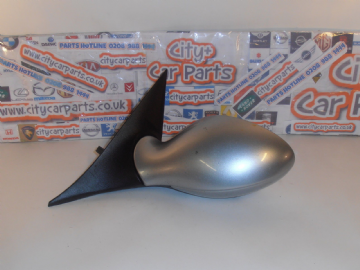 ALFA ROMEO 156 MODELS 1997 TO 03 PASSENGER LEFT SIDE ELECTRIC DOOR WING MIRROR